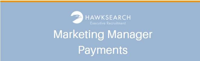 Marketing Manager Payments