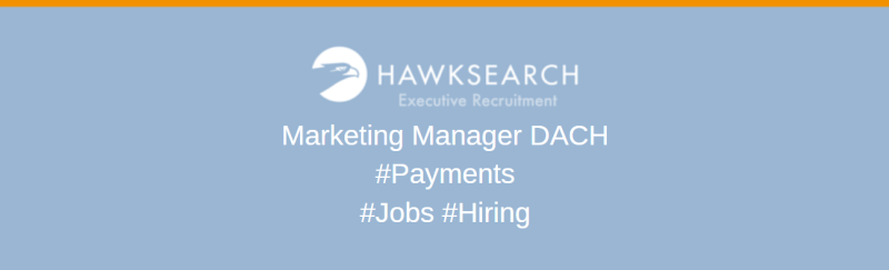 Marketing Manager Payments DACH